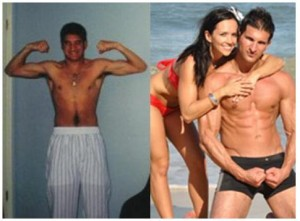Vince DelMonte Before-After