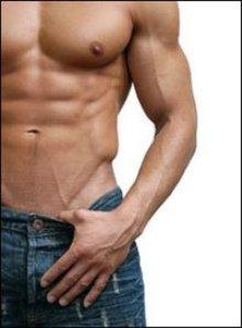 sacar masa muscular