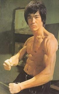 Bruce Lee era de biotipo ectomorfo